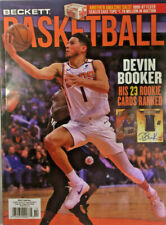 New October 2020 Beckett Basketball Card Price Guide Magazine With Devin Booker