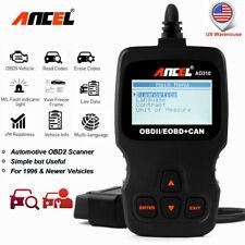 Universal OBD2 EOBD Code Reader EVAP Car Diagnostic Scan tool Check Engine Light