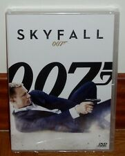 SKYFALL - JAMES BOND OO7-DVD-NUEVO-PRECINTADO-NEW-SEALED-ACCION-AVENTURAS