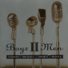 Boyz II Men - Nathan/Michael/Shawn/Wanya (CD-Album) Neu & OVP 2000