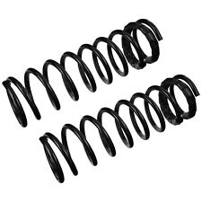 Coil Spring Set Rear TRW JCS1654T fits 00-04 Ford Focus