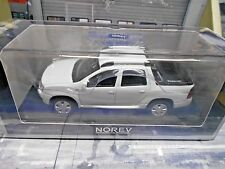 DACIA RENAULT Duster Oroch Pickup Pick up 2015 weiss white SUV Norev 1:43