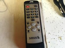 JVC REMOTE FOR Sirius JVC RECEIVER KT-SR1000  REMOTE ONLY