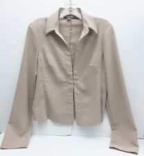 RAMPAGE Clothing Co Tan Tailored Womans Jacket Size M