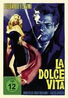 LA DOLCE VITA  (MARCELLO MASTROIANNI/ANITA EKBERG/ANOUK AIMEE)  DVD NEU