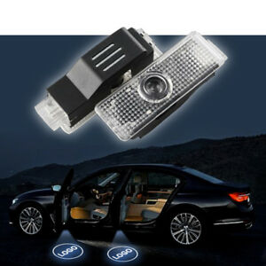 4xLed Logo Light Shadow Car Door Courtesy Laser for BMW E60 E63 E90 E92 E93 X1