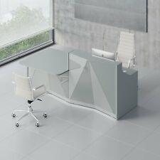 Alpa 97 Reception Desk With Counter Top