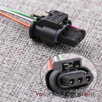 3 Polig Neu 4F0973703 Stecker Connector Kabel Für VW AUDI Skoda Seat