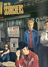 JASON AND THE SCORCHERS fervor HOLLAND 1984 EX LP