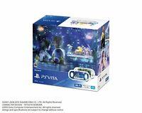 PlayStation Vita FINAL FANTASY X/X2 HD Remaster RESOLUTION BOX Japan Import