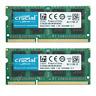 Crucial 8GB 2X4GB 1067Mhz For Apple Mac mini 2009 A1283 / 2010 A1347 Memory Ram