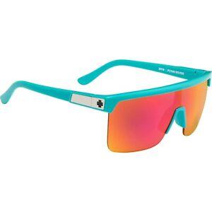 SPY OPTIC FLYNN 5050 Sunglasses Men Women Teal Pink Happy Lens EXPRESS SHIPPING