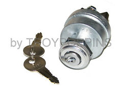 """CUSHMAN PART-3/4""""-FOUR POST IGNITION KEY STARTING SWITCH NEW #821181 TRUCKSTER"""