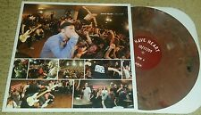 HAVE HEART - 10.17.09  FINAL SHOW LP  BROWN MARBLE WAX (SOLDOUT) SXE NYHC BANE