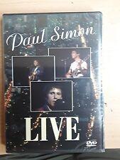 Paul Simon Live dvd