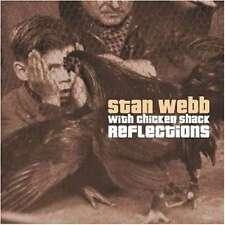 Stan Webb With Chicken Shack - Reflection 2CD Neu