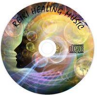 Reiki Music for Meditation,Relaxation,Healing, Massage CD 3 minute bells 108