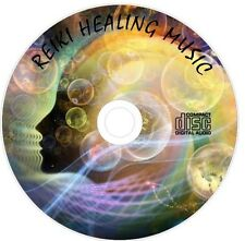 Reiki Music for Meditation,Relaxation,Healing, Massage CD 3 minute bells 108