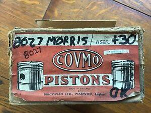 "Morris 10HP, 1140cc SeriesM,SM,Ten Four+.030"" Pistons,1939/48"