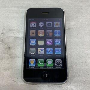 Original Apple iPhone 3G - 8GB - Black A1241 - Cell Phone Retro