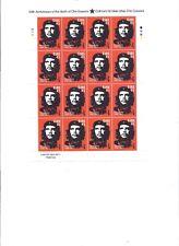 2017 Che Guevara €1 Irish Stamp