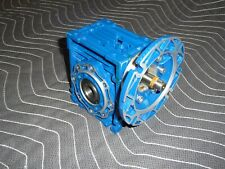 "Motovario Gear Box Speed Reducer NRV/040, 15:1, 3/4""""d Output Bore"