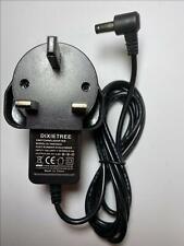 6V Mains AC Power Adaptor for ProForm 895 ZLE Folding Elliptical Cross Trainer