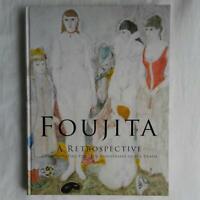 Tsuguharu Foujita  modern painting  Art Museum Venue Limited Edition