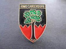 Rimu Canterbury Scouts Badge