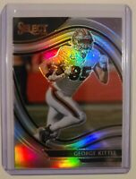 2020 Panini Select George Kittle Silver Prizm Field Level  49ers