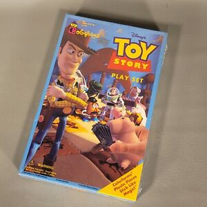 1995 Hasbro Colorforms Toy Story Play Set New Sealed NOS