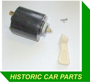MG TD & TF MIDGET 1950-55 - FLASHER/INDICATOR TURN SWITCH & SIGNAL ARM