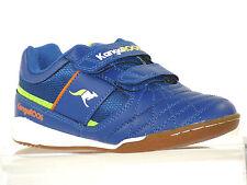 KangaROOS Freizeiten Turnschuhe/sneakers für Jungen aus Synthetik mit Klettverschluss