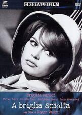 Dvd A BRIGLIA SCIOLTA (1961) - Brigitte Bardot   ......NUOVO