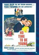 NO TIME TO BE YOUNG NEW DVD