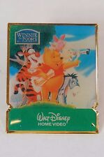 S Rare! Disney Japan Pin Home Video Le Winnie The Pooh Search for Robin