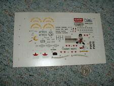 Academy Minicraft decals 1/48 Afres Snoopy always etc E45
