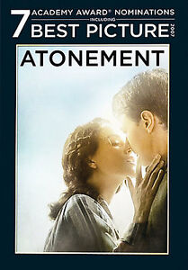 Atonement (DVD, 2008, Full Frame) disc only