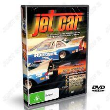 Jet Car Racing : Jet Dragsters  : New Motor Sport DVD