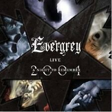 Evergrey-A Night to Remember Live 2001 2cd NUOVO OVP