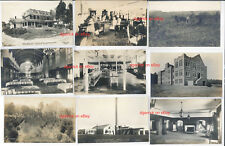 Elizabethtown Lancaster County Pennsylvania Masonic Homes 21 Postcards!