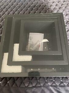 Set Of 3 Cube Shelf Square Wall Floating Shelves Decor Display Unit Storage Wood