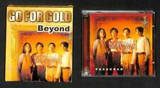 Hong Kong Beyond Band Go For Gold 2000 黄家驹、黄贯中 Hong Kong Gold 2x CD FCB1224