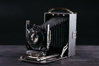 ARFO 3 Anastigmat 4,5/135 9x12 folding camera | Working | EX | Extremely Rare
