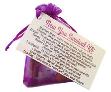 New You Survival Kit- A gift for a fresh start cheer up gift