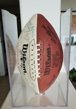 """49'ers """"Super Bowl Xvi"""" San Francisco autograph football, signed by all players"""