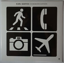 Karl Bartos - Communication LP /CD remastered 180g vinyl NEU/SEALED KRAFTWERK