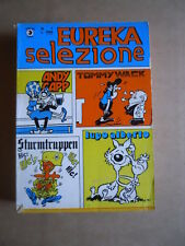 Eureka Selezione n°7 1980 edizione Corno - Lupo Alberto Sturmtruppen  [G403]