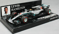 Minichamps Mercedes-AMG F1 W09 Abu Dhabi Win 2018 Lewis Hamilton 417182144 1/43