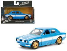 BRIAN'S FORD ESCORT FAST & FURIOUS MOVIE 1/32 DIECAST MODEL CAR BY JADA 97188